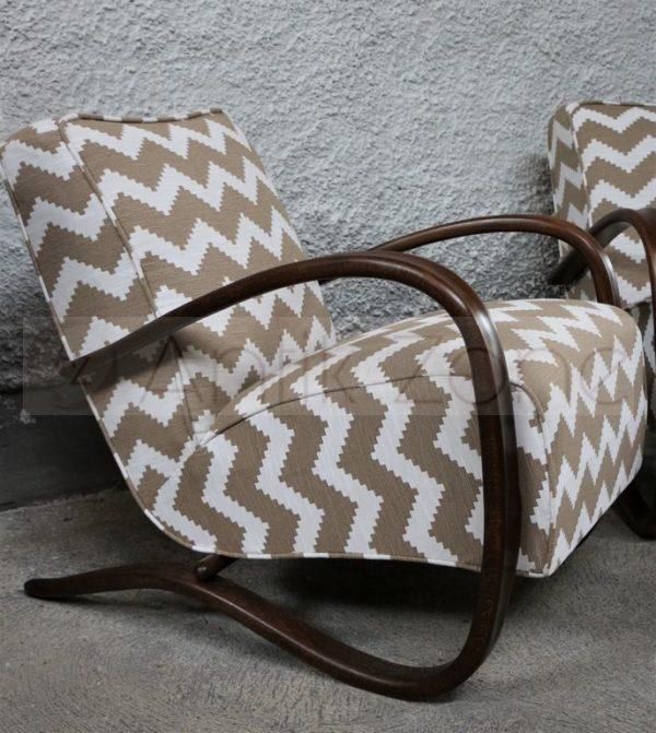 Sessel Halabala vintage möbel