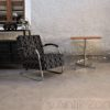 Stahlrohr Tisch Kovona (2)