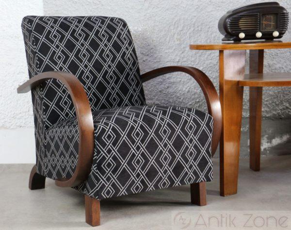 Art Deco Sessel Halabala (3)